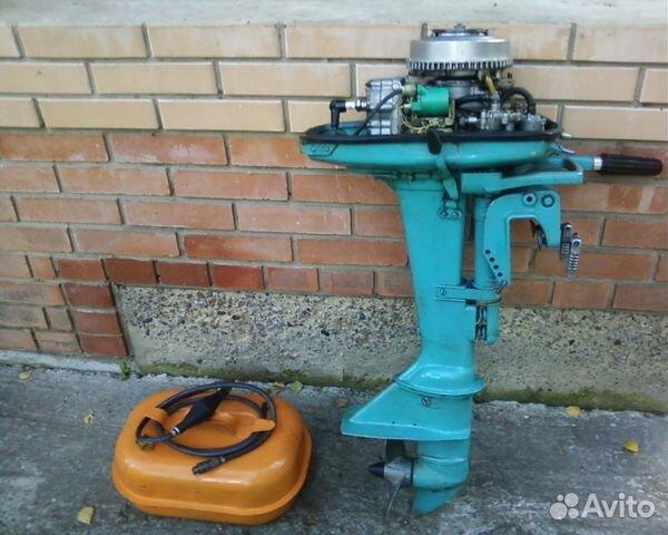 лодочный мотор ветерок 8 бу купить на авито уфа
