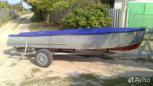 объявления куплю лодку казанка