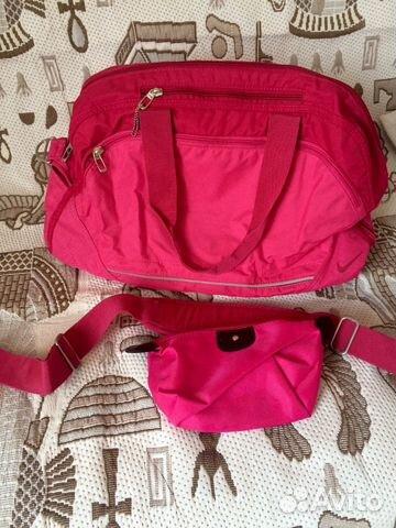 d86c00b6 Спортивная сумка для фитнеса | Festima.Ru - Мониторинг объявлений