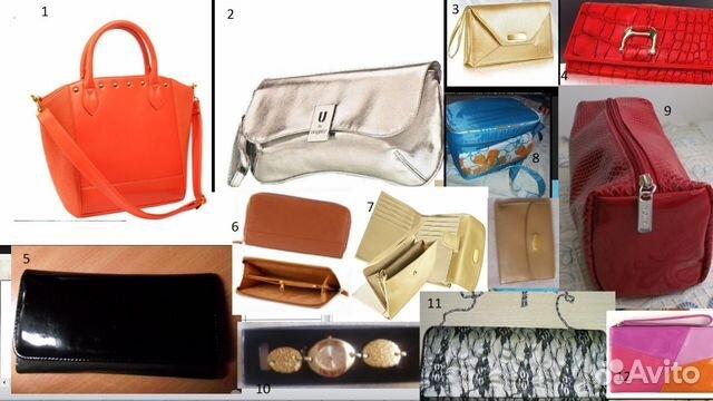 9eff9d21da5b Рюкзак, сумки, косметички, клатчи, кошельки   Festima.Ru ...