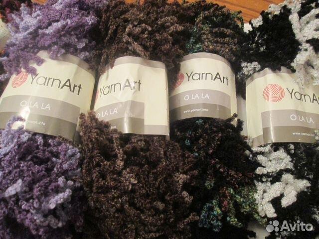 пряжа для ручного вязания купить в новосибирской области на Avito