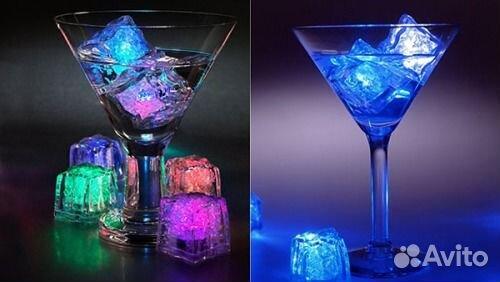 что за светящийся напиток