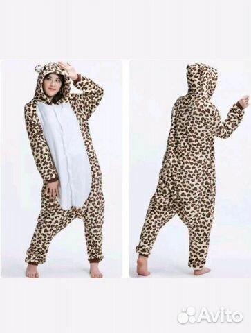 Пижама кигуруми домашний костюм