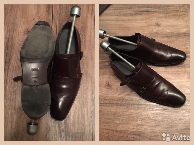 Мужская обувь Hugo Boss   Festima.Ru - Мониторинг объявлений 2d957c663fa