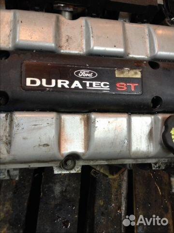 Двигатель Ford Focus Duratec ST alda 2.0 2004г  89818075104 купить 1
