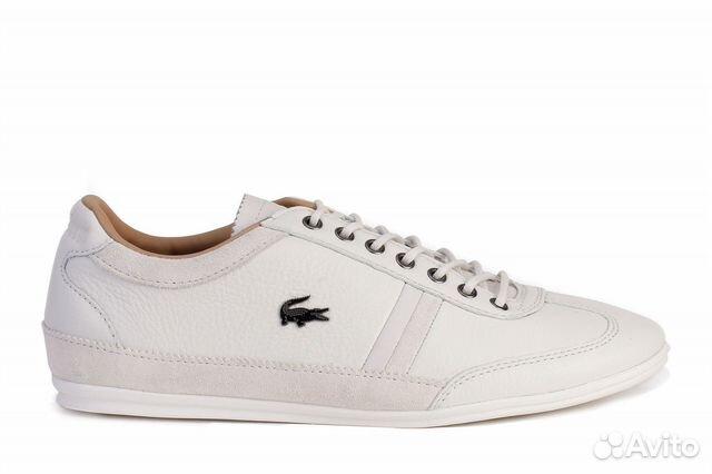 f6ac12fe Кроссовки Lacoste Mens Shoes Misano 36 SRM | Festima.Ru - Мониторинг ...