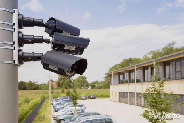 Комплект видеонаблюдения 84742203615 купить 1