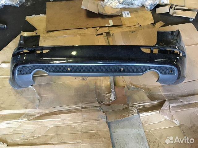Бампер задний Ауди Q5 8R0807511D— фотография №1