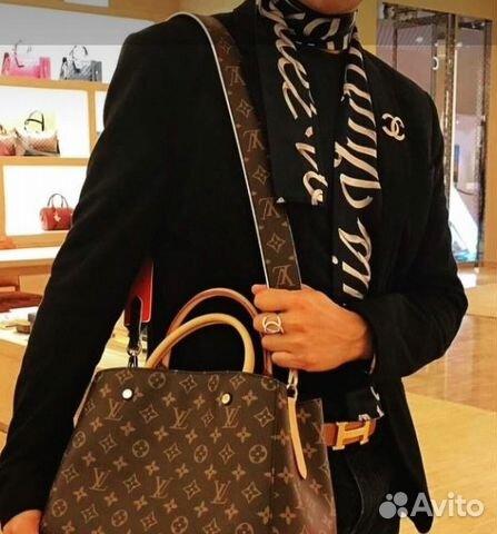 491550cd53c8 Сумка Louis Vuitton Montaigne 30 Monogramm Луи Вит купить в Москве ...