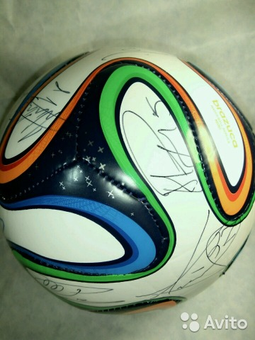 Футбольный мяч 91b834f49e752