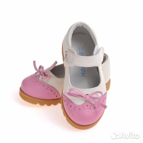 Туфли Caroch кожа новые 22 размер