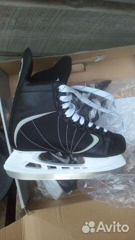 Коньки хоккейные 89507487276 купить 1