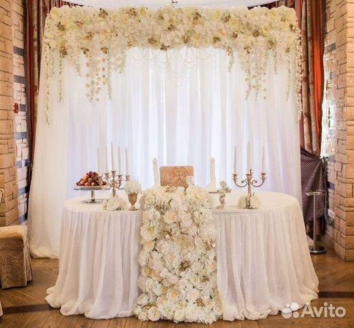 свадьба оформление зала фото