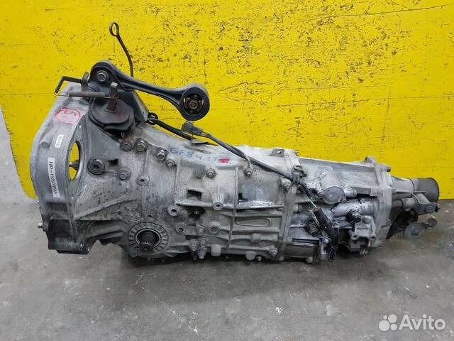 89625003353 Коробка механическая Subaru Impreza
