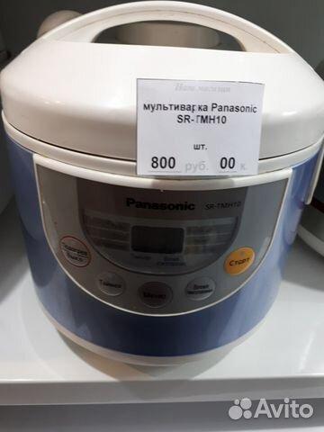 мультиварка Panasonic Sr Tmh10 арт вг 986585 купить в свердловской