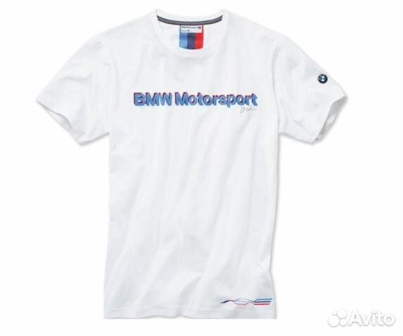 a16f2057 Мужская футболка BMW Motorsport Fan T-Shirt, men купить в Ростовской ...