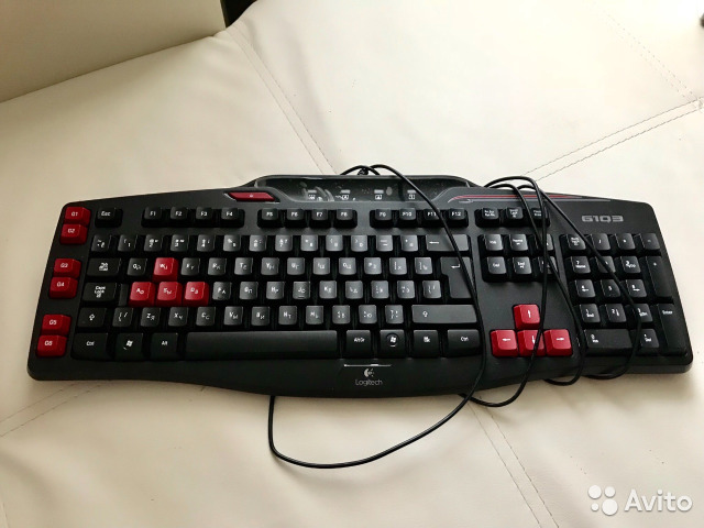 DRIVERS FOR LOGITECH G103