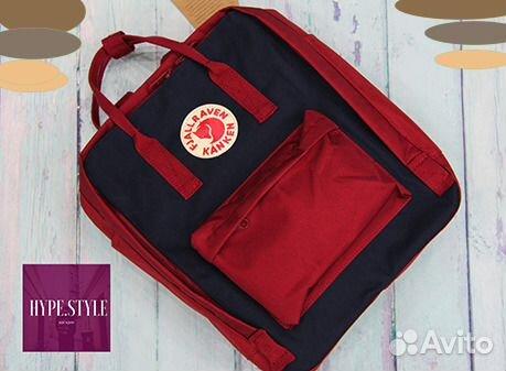 372154332754 Kanken Рюкзаки качество оригинальный купить в Самарской области на ...