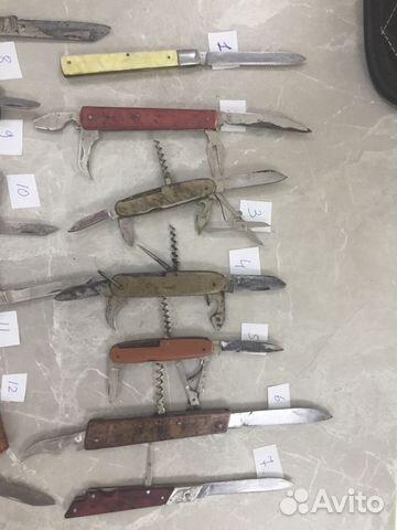 Складные ножи СССР 89184143995 купить 5