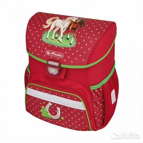 aba8f5af92c0 Новый школьный рюкзак для девочки Herlitz Loop купить в Санкт ...