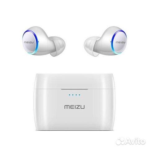 беспроводные наушники Meizu Pop новые гарантия купить в приморском