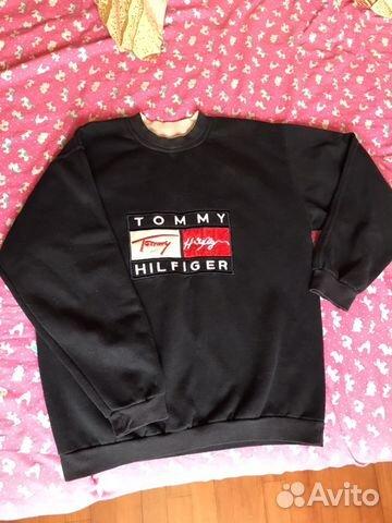 Кофта Tommy Hilfiger купить в Москве на Avito — Объявления на сайте ... dbb43eb4108d3