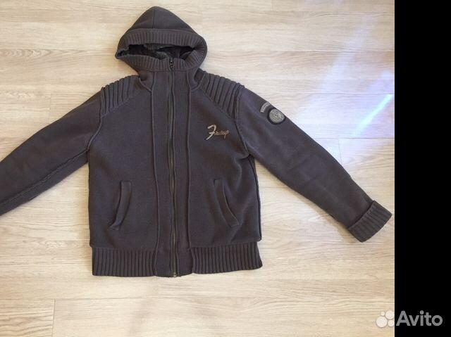 a54ec546be6 Утеплённая мужская куртка кофта фирмы Firetrap купить в Санкт ...
