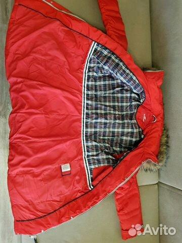 Куртка пуховая зимняя 89086408647 купить 8