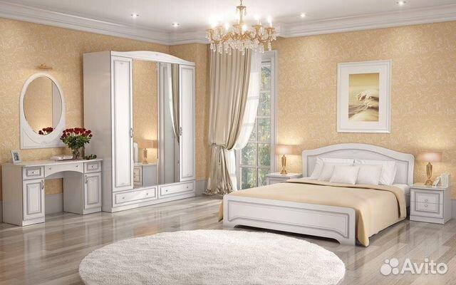 спальня виола от производителя Festimaru мониторинг объявлений