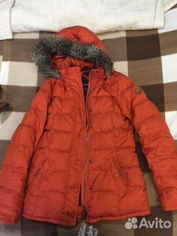 9547e21c260b Куртка-пуховик Tommy Hilfiger оригинал