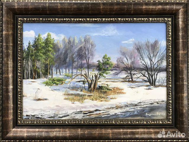 f012de722f6e3 Картина, масло холст | Festima.Ru - Мониторинг объявлений