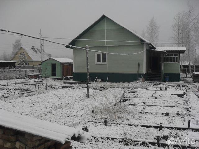 деревянный дом Российская 20