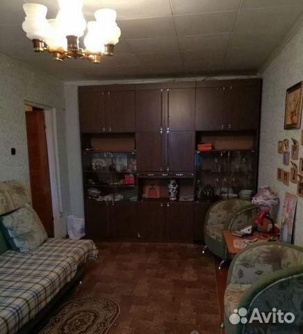 Продается двухкомнатная квартира за 1 800 000 рублей. Московская область, улица Спартака.
