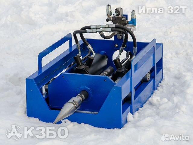 Оборудование для прокола грунта Игла (мини-гнб) 89377774923 купить 7