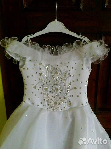 Платье нарядное 89284707652 купить 1