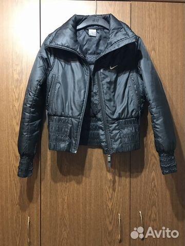 9c54834e Короткая тёплая куртка пуховик Nike оригинал купить в Москве на ...