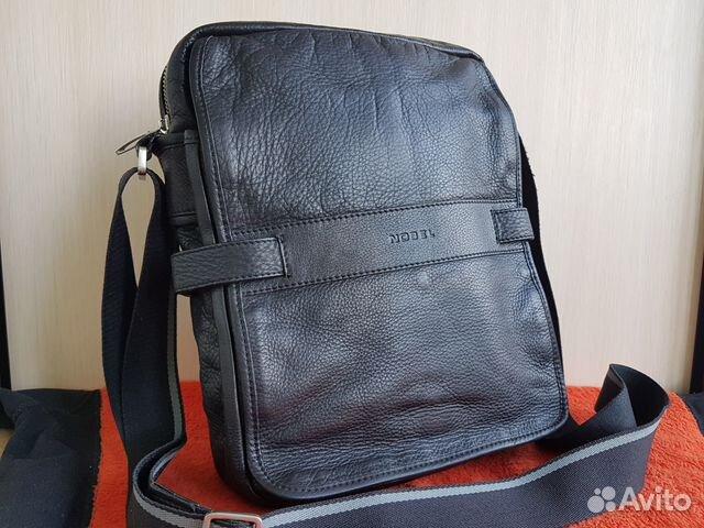 b2439178 Мужская сумка Nobel (Германия, нат. кожа, Большая) | Festima.Ru ...