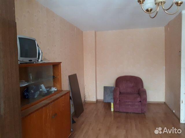 Продается однокомнатная квартира за 3 200 000 рублей. Московская область, Подольск, улица Парковая, 45.