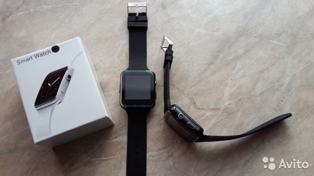 Умные часы Smart Watch X6 Black купить в Ставропольском крае на ... fac5256b235cf
