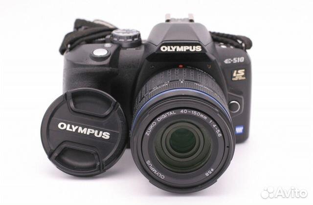 olympus e 520