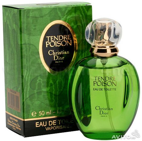 Christian Dior - Tendre Poison— фотография №1