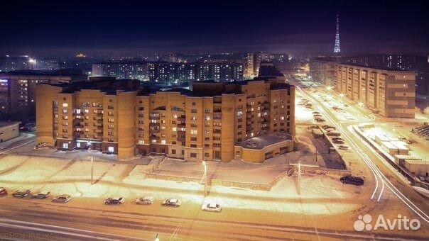 Продается четырехкомнатная квартира за 9 790 000 рублей. Петрозаводск, Республика Карелия, улица Чкалова, 45.