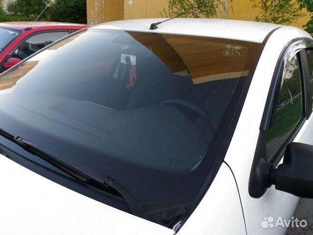 Nissan Tiida Каркасные шторки на магнитах
