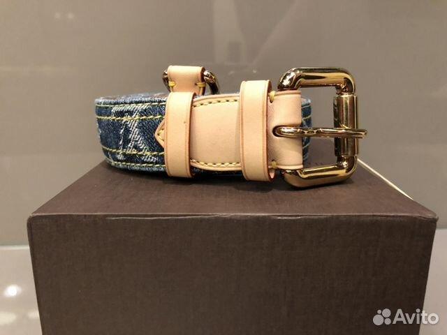 3dfdef084c16 Ремень Louis Vuitton оригинал новый купить в Москве на Avito ...
