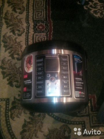 мультиварка Redmond Rmc M25 купить в санкт петербурге на Avito
