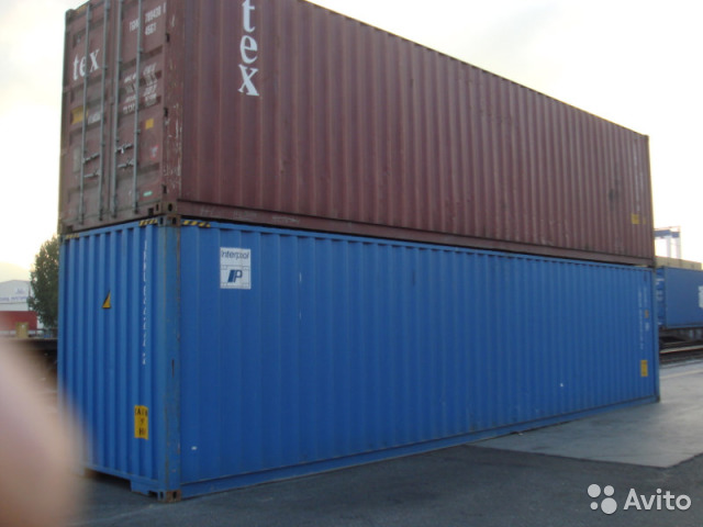 89370628016 Sorokoput 40 (12метров) Container