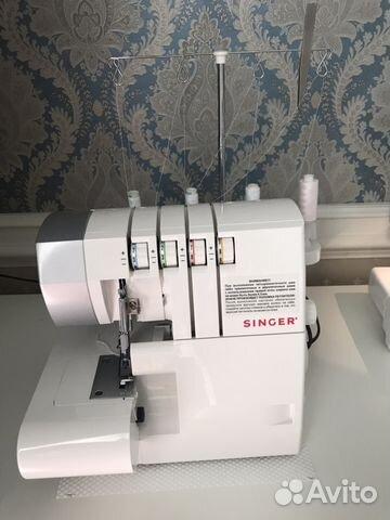 Оверлок для швейной машины 89231161290 купить 1