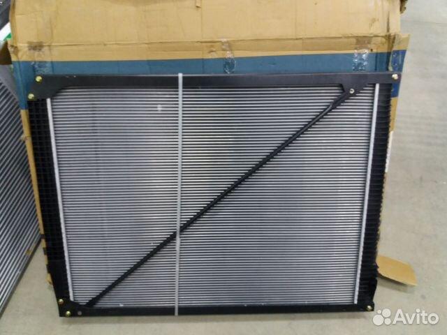 Радиатор Мерседес Актрос ом 930/932/933/944