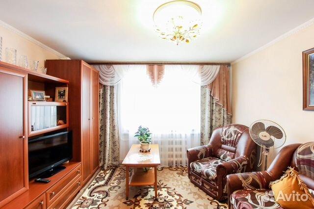 Продается трехкомнатная квартира за 3 100 000 рублей. г Улан-Удэ, мкр Энергетик, д 57.