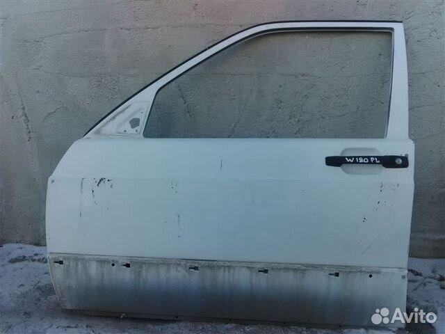 89026196331 Дверь передняя левая Mercedes-Benz C-Class W201